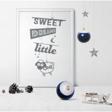 Gumberry plakat dla dzieci SHEEP 40x50cm