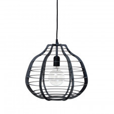 HK Living Lampa LAB XL czarna VAA4041