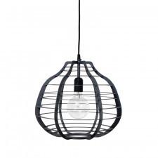 HK Living Lampa LAB XL czarna VAA4041