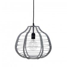 HK Living Lampa LAB XL matowa szara VAA4042