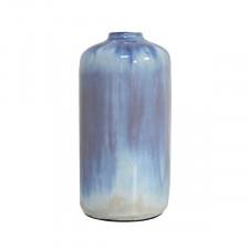 HK Living Waza ceramiczna M niebiesko perłowa CER0055