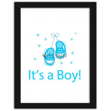 It's a Boy 2, Plakaty w ramie