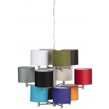 It's About RoMi Lampa wisząca BONN, splot 12 18x15cm BONN/H12/1815/MIX