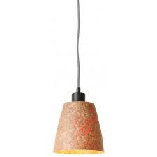It's About RoMi Lampa wisząca Sequoia z drewna sekwoi/ 1-abażurowy 17x16cm, naturalny SEQUOIA/H1