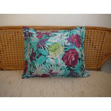 Jedwabna poduszka dekoracyjna jedwab naturalny