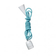 KABEL DO LAMPY LIGHT BLUE Bloomingville