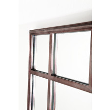 Kare design :: Lustro Window Iron 200 x 90 cm