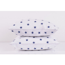 Poduszka Little Stars Navy Blue 50x50cm