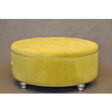 Pufa Baroque Lemon