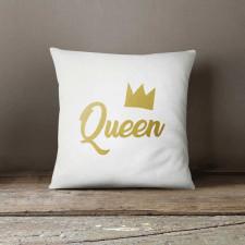 Queen, Prezent dla Niej, Poduszka dekoracyjna