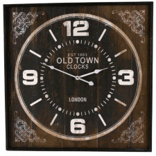 Zegar retro Old Town Clock 60cm (D823006)