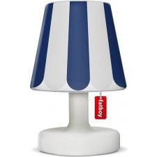 Abażur cooper cappie blue shade do lampy edison the petit