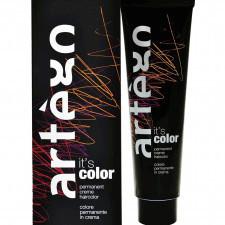 Artego it's color farba w kremie 150ml cała paleta kolorów 5.41 - 5ka jasny miedziany mroźny brąz