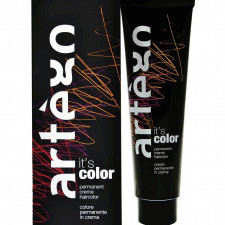 Artego it's color farba w kremie 150ml cała paleta kolorów 6.71 - 6ma ciemny kasztanowo-popielaty bl