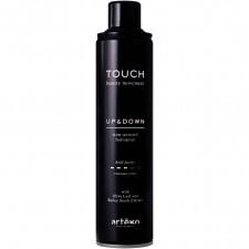 Artego touch up and down lakier w sprayu o średnim utrwaleniu włosów 400 ml