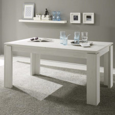 Austin stół rozkładany 160-200 cm sosna biała