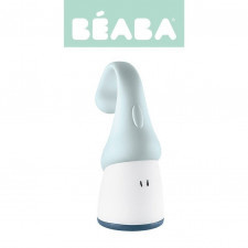 Beaba lampka nocna led przenośna z latarką pixie 90h świecenia blue