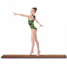 Belka gimnastyczna do ćwiczeń akrobatycznych