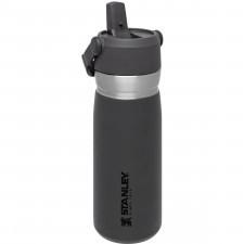 Bidon termiczny ze słomką 0,65 litra stanley grafitowy (10-09697-008)