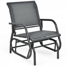 Bujany fotel ogrodowy