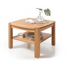 Bukowy stolik kawowy z kwadratowym blatem lipsi