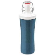 Butelka na wodę organic plopp to go granatowa