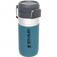 Butelka termiczna 100% szczelna, turkusowa 0,47 litra quick flip go stanley (10-09148-026)