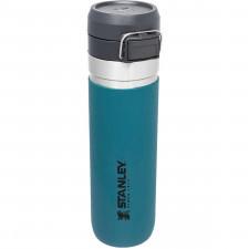 Butelka z podwójnym zamknięciem turkusowa 0,7 litra quick flip go stanley (10-09149-031)
