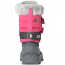 Buty śniegowce dziecięce stroma ii trespass pink lady - 33