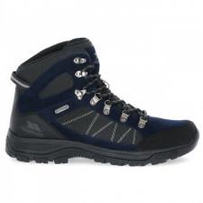 Buty trekkingowe męskie chavez navy blue trespass - 46