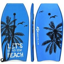 Deska bodyboard do pływania surfingu 104cm