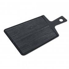 Deska do krojenia (czarna) snap 2.0 koziol