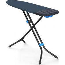 Deska do prasowania glide plus easystoring czarno-niebieska