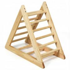 Drewniana drabinka gimnastyczna dla dzieci
