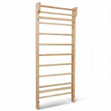Drewniana drabinka gimnastyczna do ćwiczeń