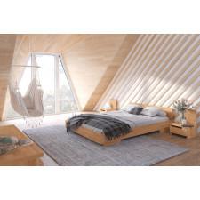Drewniana szafka nocna bukowa visby bergman