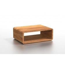 Drewniana szafka nocna caruso
