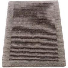 Dywanik łazienkowy cawo ręcznie tkany 100 x 60 cm grafitowy
