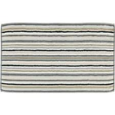 Dywanik łazienkowy stripes 50 x 80 cm szary