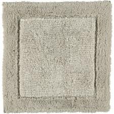 Dywanik łazienkowy two-tone 60 x 60 cm piaskowy