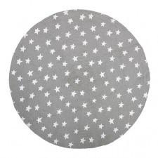 Dywanik z juty grey stars bloomingville