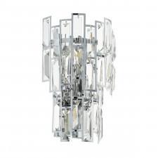 Eglo 39628 calmeilles 1 3x25w kinkiet chrom/kryształ