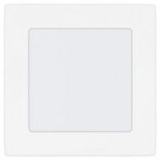 Eglo 94053 fueva 1 1x5w led oprawa do zabudowy biały