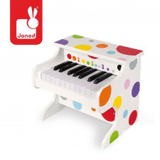 Elektroniczne pianino confetti, janod