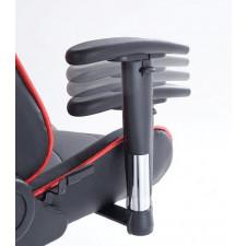 Fotel dla gracza z podłokietnikami racing 5