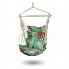 Fotel hamakowy brazylijski wiszący do ogrodu taras