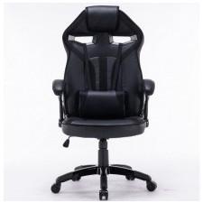 Fotel obrotowy gamingowy infini 120 cm czarny