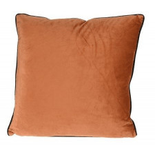 Gładka poduszka kwadratowa velveti 45x45 cm