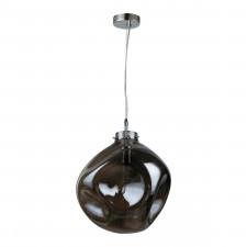 Italux aldeia pnd-5813-m-1-ch+smk lampa sufitowa wisząca 1x60w przydymiony