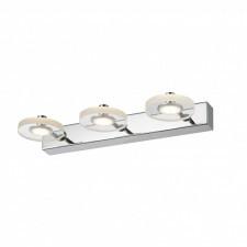 Italux harmony mb1225/3 lampa ścienna kinkiet industrialny 3x3w led chrom